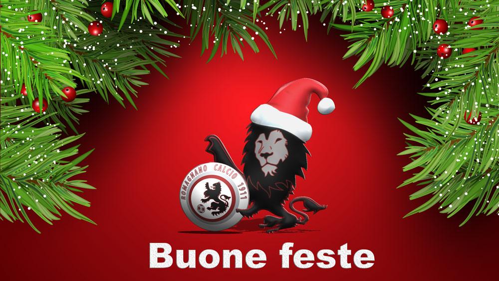 Buone feste 2016 Romagnano Calcio