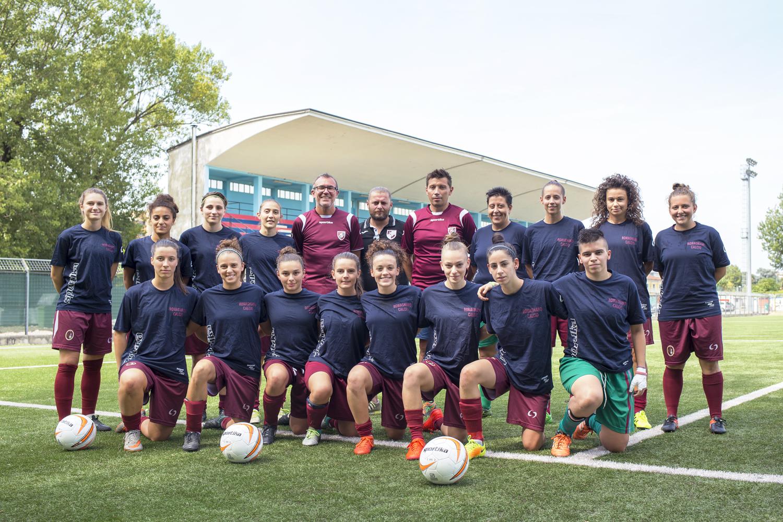 Romagnano Calcio - Serie B - Femminile - Stagione Sportiva 2017-2018