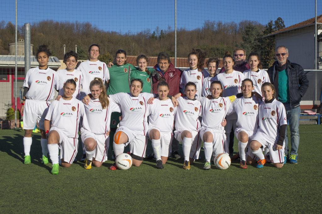 Romagnano Calcio - Primavera - Femminile - Stagione Sportiva 2017-2018