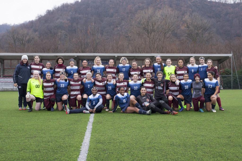 Romagnano Calcio - North Carolina Wesleyan [2]