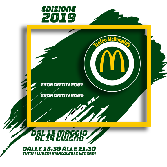Trofeo McDonald's 2019